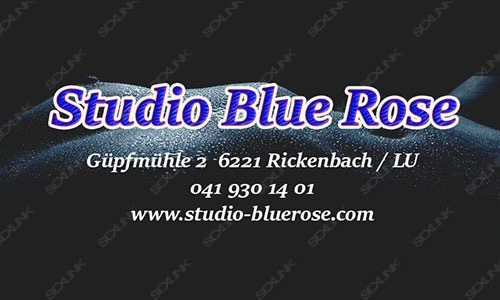 Studio Blue Rose